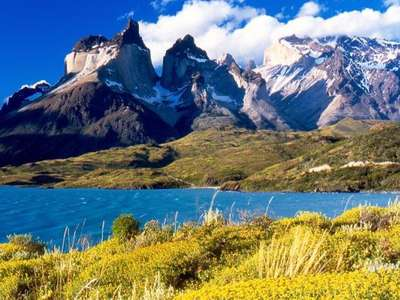 Argentine - Parc National de Torres del Paine